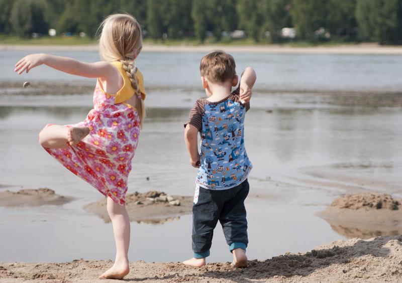 Sommersachen für Kinder nähen