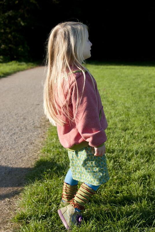 Herbstsachen für Kinder nähen