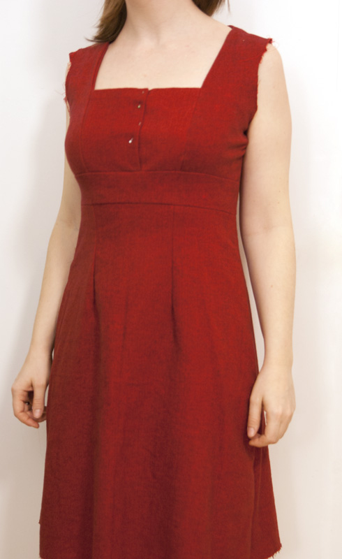 Weihnachtskleid - Ashland Dress