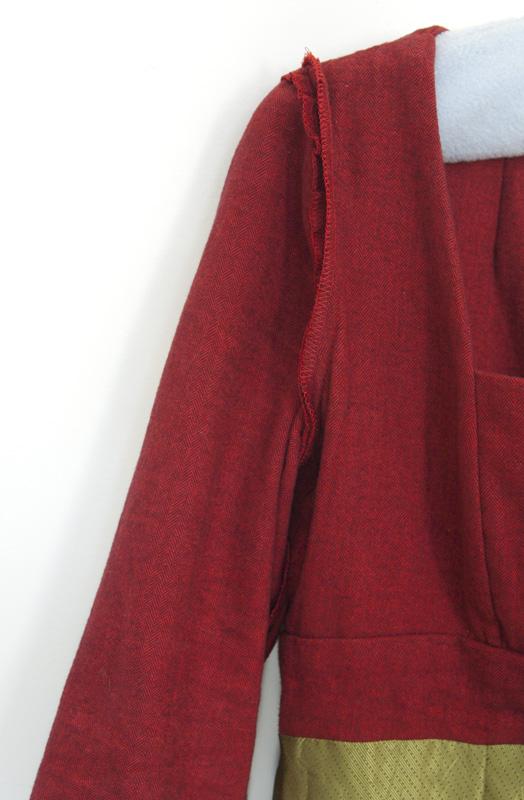 Ashland Dress | Detail Ärmel