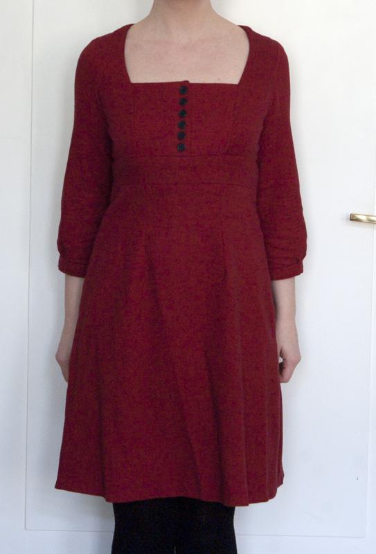 Ashland Dress   Sew Liberated
