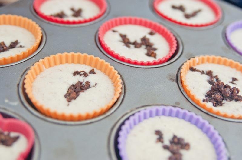 Maronen-Muffins Rezept