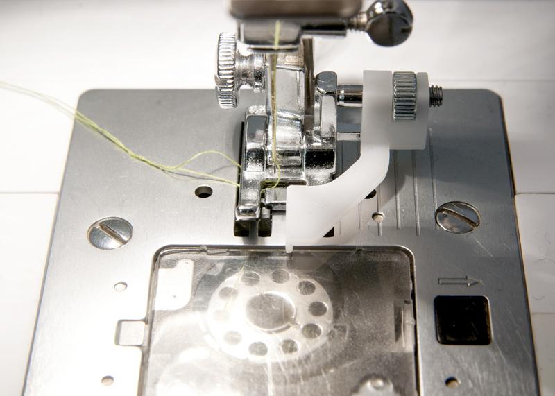 Blindsaum mit der Nähmaschine - Fehlerquellen