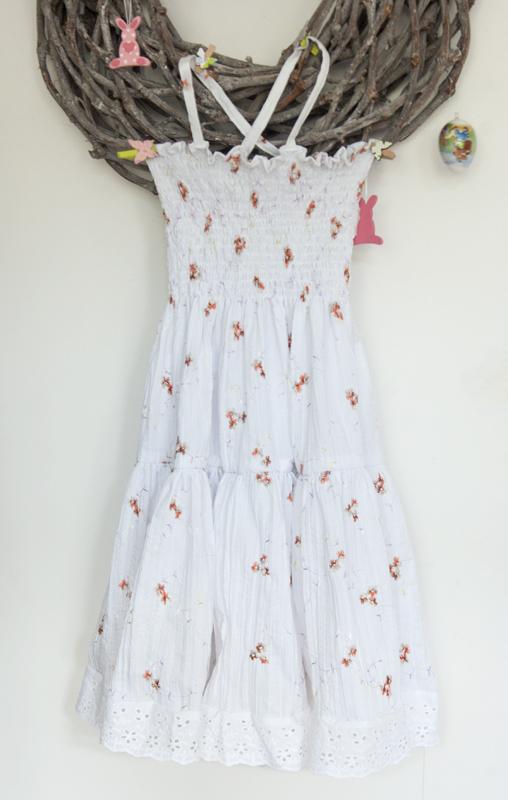 Kleid nahen gesmokt