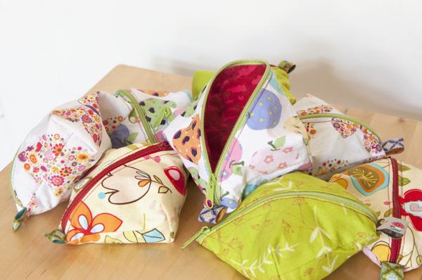 Freebook Lola - Nähanleitung Tasche